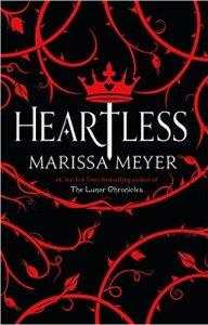 """""""Heartless"""" by Marissa Meyer"""