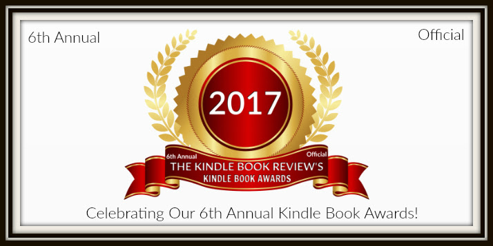 Girl of Fire Takes Kindle Book Award!