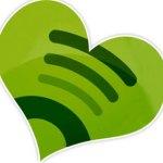 spotify romantische afspeellijst