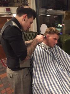 Joucke's Barber Shop
