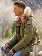parajumpers groene parka