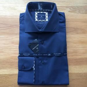strijkvrij overhemd Profuomo
