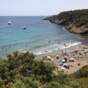 Stranden op Ibiza – Hoe overleef ik Ibiza met mijn vriendin Deel 1