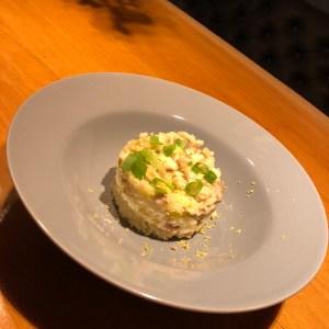 Truffel risotto met kastanje en kip – herfst recept