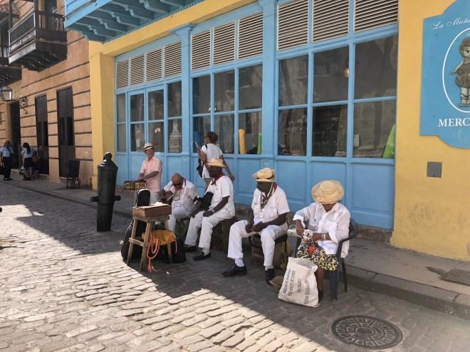 live muziek Havanna