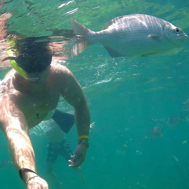 snorkelen Varadero