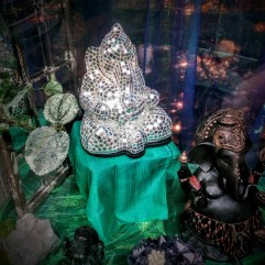 Mirrorball Ganesha, no lounge is complete without one