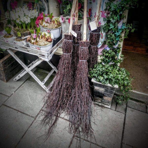 Glastonbury High St Broomsticks