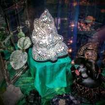 Ganesha Disco Ball