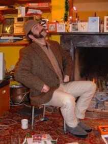 Glastonbury GIGL Christmas Tony