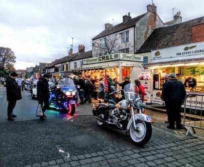 2017 Carnival Harleys