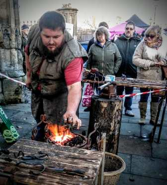 Local blacksmith