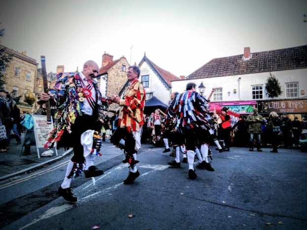 Morris Dancers, again
