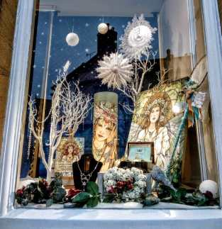 Linda Ravenscroft's Window