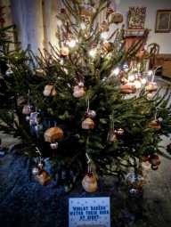 St Johns Glastonbury Christmas Tree 2