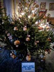 St Johns Glastonbury Christmas Tree 2