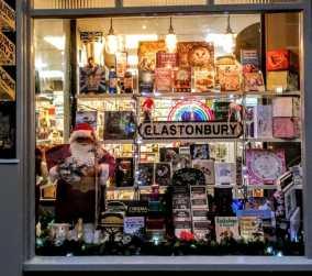 Dicketts Christmas Glastonbury 2018