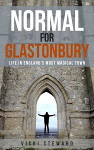 Normal For Glastonbury eBook Cover