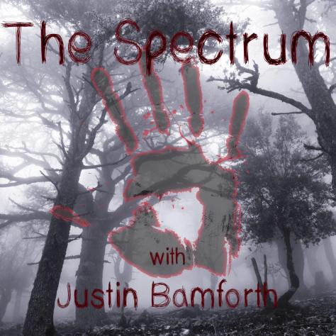 "MRP Show artwork for episode 3 titled ""The Spectrum"""