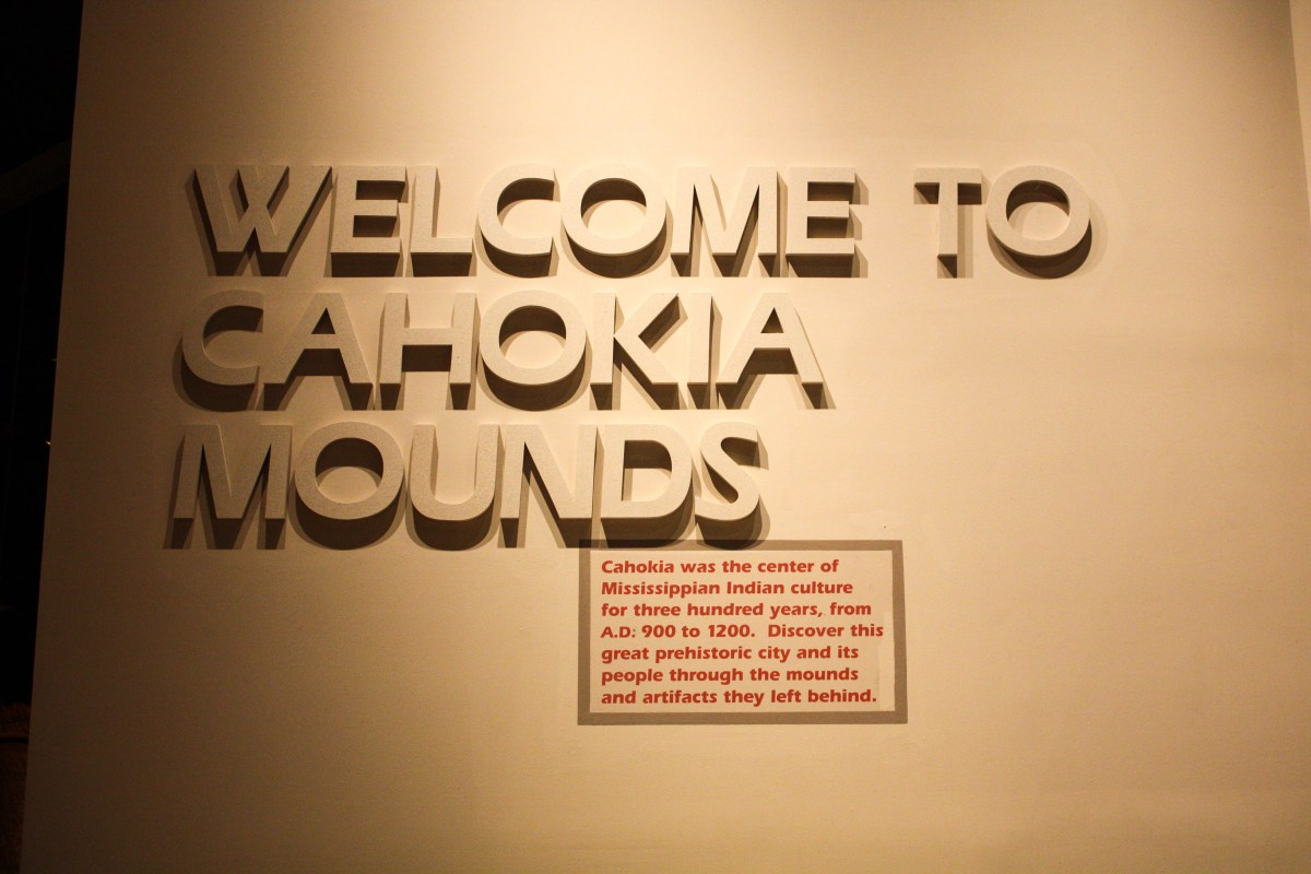 Cahokia Mounds Interpretive Center