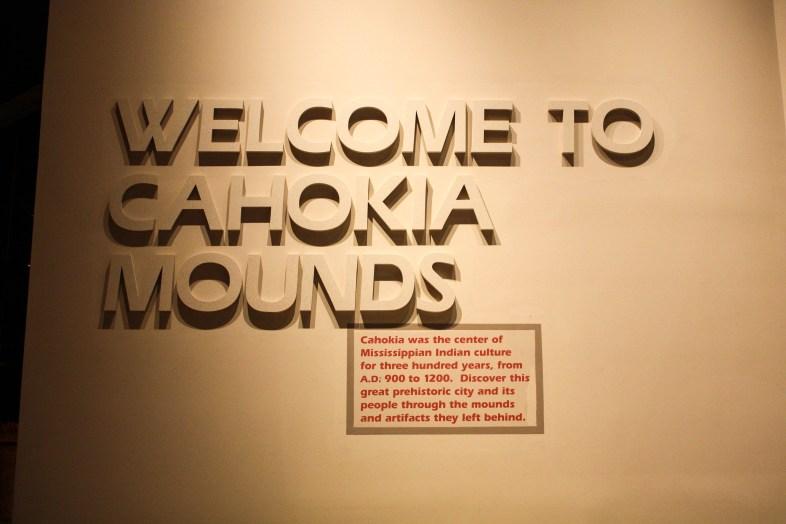 Cahokia Mounds Interpretive Center