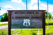 Historic Route 66 - A Geographic Journey