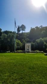 Memory Grove Park along City Creek Trail