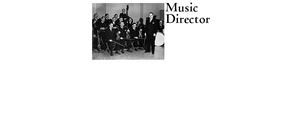Norman as Music Director