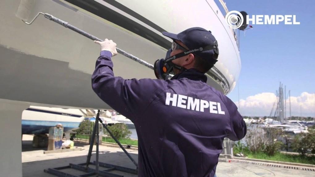 Peinture naval Hempel