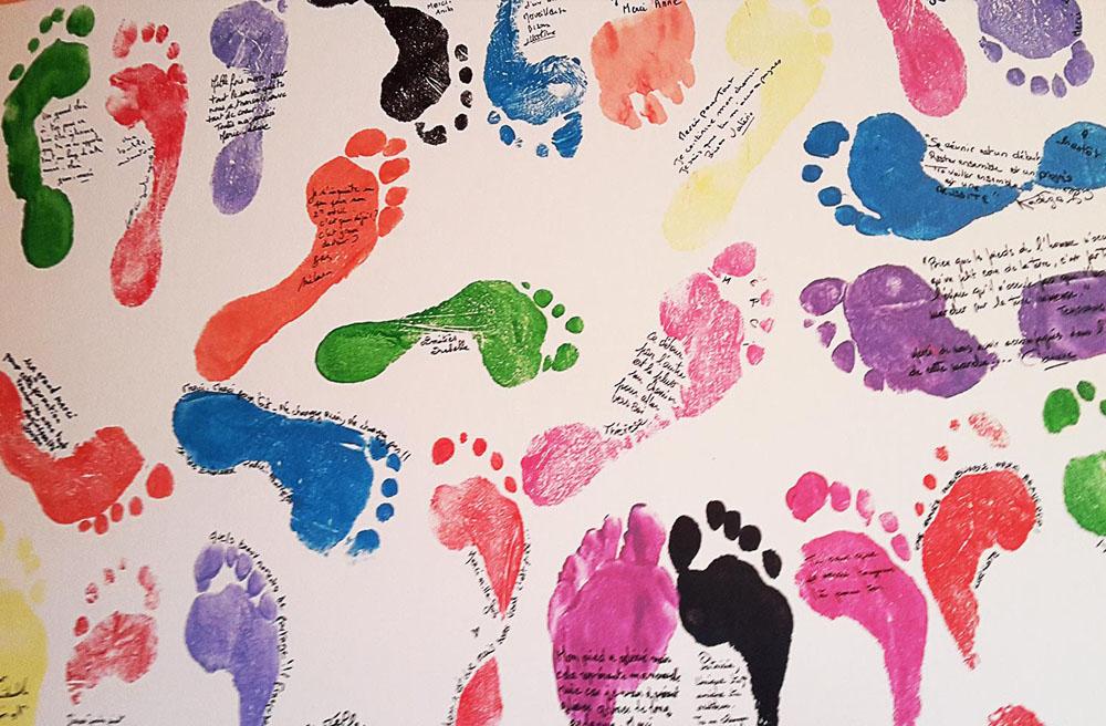 Peinture_pieds rouen