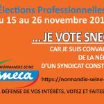 Les candidats SNECA aux élections professionnelles de Normandie Seine