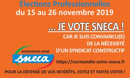 Pourquoi voter SNECA, le Syndicat National de l'Entreprise Crédit Agricole ?