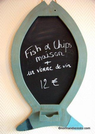 Le Barbican Restaurant De Qualit Fcamp Normandie Resto