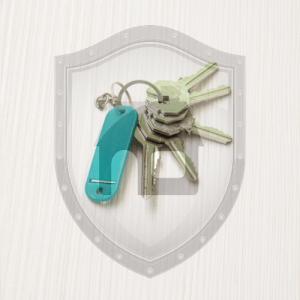 Keyholding icon