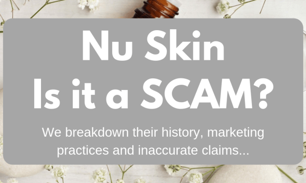 Nu Skin a Scam? Pyramid Scheme in Sheep's Clothing