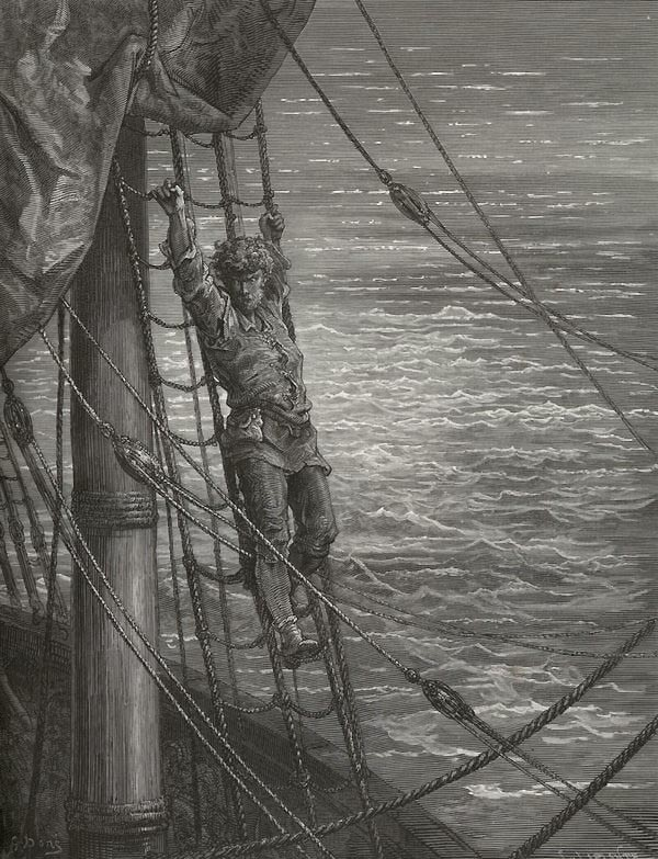 Illustration by Gustav Dore from the
