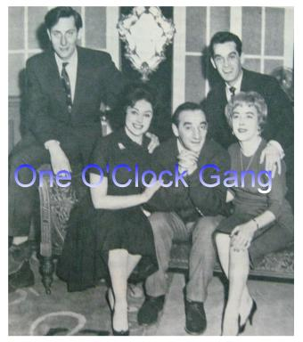 The One O'Clock Gang cast