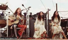 The String Band at Woodstock.