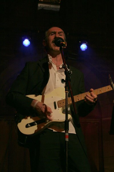 Norman Lamont at the Roxy Art House 2005