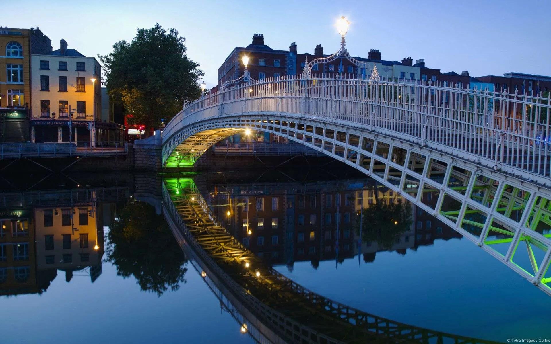 Dublin scene
