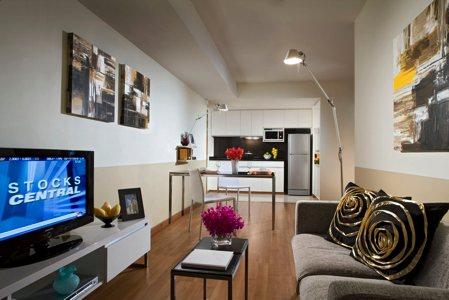 A tastefully-designed Studio at Citadines Sukhumvit