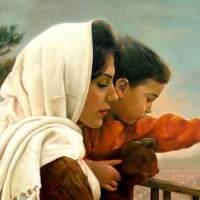 Ibu (Kaulah Gua Teduh Tempatku Bertapa) - Puisi Gus Mus
