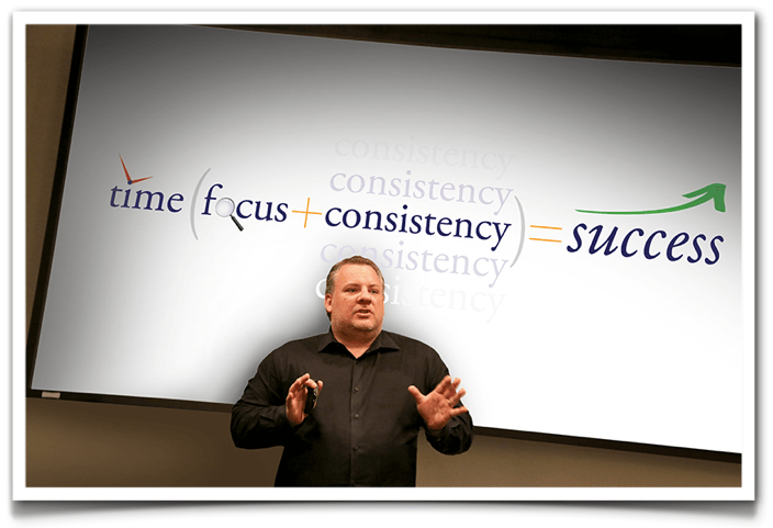Norman Wright Jr: Speaking - Success Formula