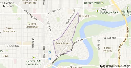 Boyle Street Edmonton Homes For Sale