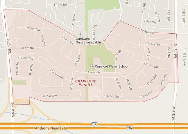 Crawford Plains Edmonton Homes for Sale - Crawford Edmonton Real Estate