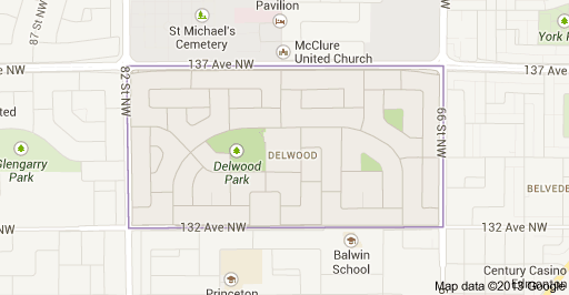 Delwood Edmonton Homes For Sale