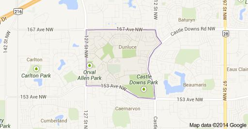 Dunluce Edmonton Homes For Sale