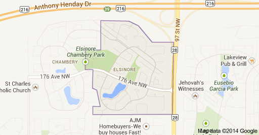 Elsinore Edmonton Homes For Sale