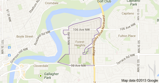 Forest Heights Edmonton Homes For Sale