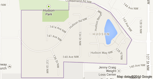 Hudson Edmonton Homes For Sale